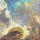 Christ and Bush, 1900-02 - 30x40 IN Canvas