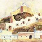 Almeria II by Walter Gramatte - A3 Paper Print