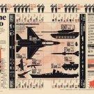 Vinteja charts of - Military Armament - A3 Paper Print