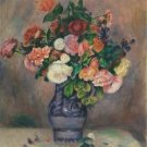 Flowers in a Vase, 1880 - Poster (24x32IN)