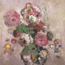 Bouquet of Flowers, 1904 - 24x18 IN Canvas