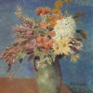 Vase of Flowers [1901] - 24x18 IN Canvas