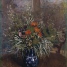 Bouquet of Flowers, 1875 - 24x32 IN Canvas