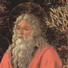 Bardi Altar Detail 2 by Botticelli - 30x40 IN Canvas