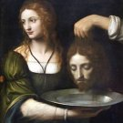 Salome with the Head of St. John the Baptist (1532) - A3 Poster