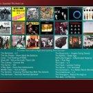 Vinteja charts of - PHS Essential 70s Punk - A3 Paper Print