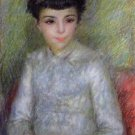 Portrait of a Young Girl, 1878 - 24x18 IN Canvas