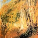 Beech woods with Gypsies 2 by Joseph Mallord Turner - Poster (24x32IN)