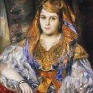 Madame Clemetine Valensi Stora (L'Algerienne), 1870 - A3 Poster