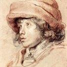 Rubens Son Nicholas [1] by Rubens - 30x40 IN Canvas
