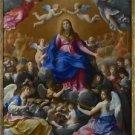 Guido Reni - The Coronation of the Virgin - A3 Paper Print
