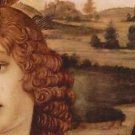 Madonna the Magnificent Detail 3 by Botticelli - Poster (24x32IN)