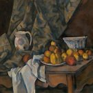 Still Life with Apples and Peaches, 1905 - 24x32 IN Canvas