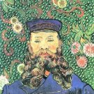 Portrait of Joseph Roulin 1 by Van Gogh - 24x32 IN Canvas