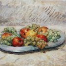 Still Life with Fruits, 1925 - 24x18 IN Canvas
