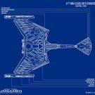 Vinteja charts of - BP KE K'T'Inga ventral - A3 Paper Print