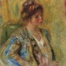 Woman in Oriental Dress, 1895 - 30x40 IN Canvas