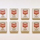 Andy Warhol - Campbell's Soup Cans - 24x32IN Paper Print