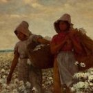 Homer - The Cotton Pickers - 30x40IN Paper Print