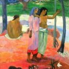 Call For Freedem by Gauguin - A3 Poster