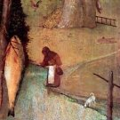 St. Christopher, detail [3] by Bosch - 30x40 IN Canvas