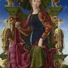 Cosimo Tura - A Muse (Calliope) - 24x32IN Paper Print