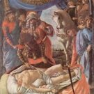 The discovery of the beheaded Holofernes by Botticelli - Poster (24x32IN)