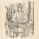 Red Cross Nurse, 1918 - 30x40 IN Canvas