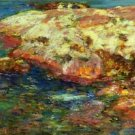 Isle of Shoals, 1909 - 24x32 IN Canvas
