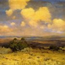 Sunlight and Shadow, 1910 - 24x32 IN Canvas