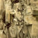 portrait-of-willhelm-uhde - 24x32 IN Canvas
