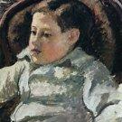 Portrait of Paul-Emile, 1894 - 24x32 IN Canvas