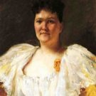 Portrait of a Woman, 1894 - 24x32 IN Canvas