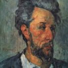Portrait of Victor Chocquest, 1876-77 - 24x32 IN Canvas