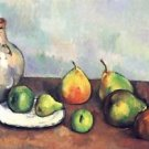 Still Life with Jug and Fruit, 1893-94 - 24x32 IN Canvas