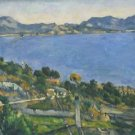 The Gulf of Marseilles Seen from L'Estaque, 1878-79 - 30x40 IN Canvas