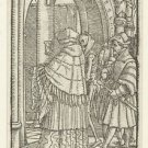 Blanket and Death. 1524-1538 - A3 Poster