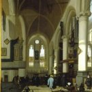 Interior of the Oude Kerk in Amsterdam (3) - A3 Poster