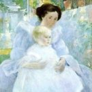 Mother and Child, 1897 - 24x18 IN Canvas