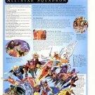 Vinteja charts of - DCE-004-  - A3 Paper Print