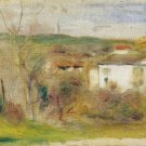 The Valley of the Cagnes, 1905 - 24x18 IN Poster