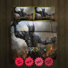 Set gift warriors fleece blanket large & 2 pillow cases #81367544,81367549(2)