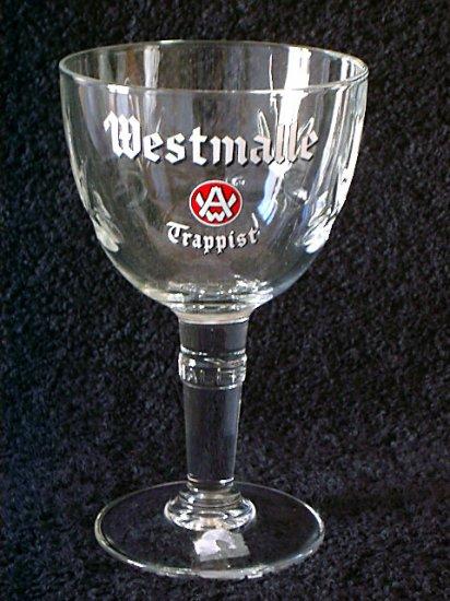 Westmalle Belgian Beer Glass