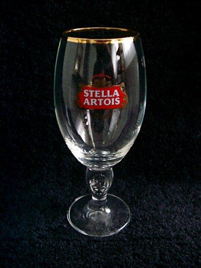 Stella Artois Belgian Beer Glasses, Set of 2