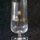 Bitburger German Beer Glasses, Set of 2, 0.3L