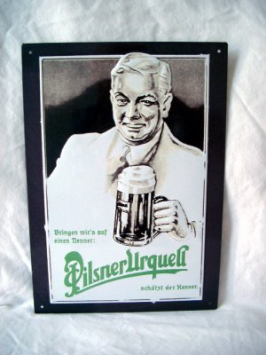 Urquell Beer Advertisement, #2