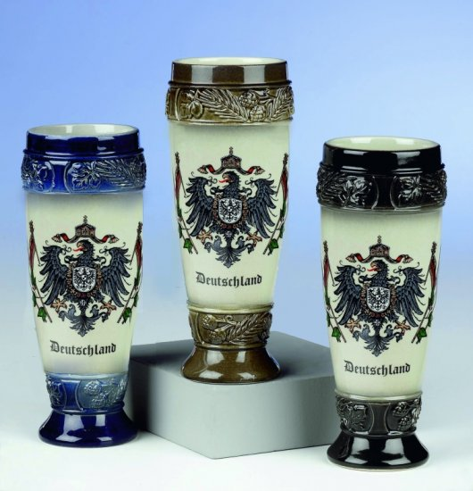 Wheat Beer Cup with Eagle Crest