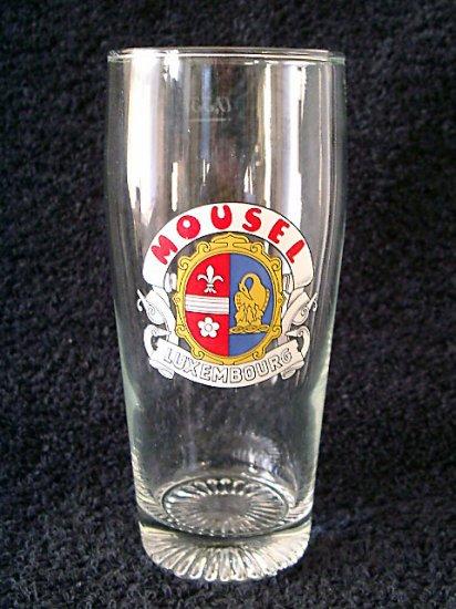 Mousel Pils Beer Glass, Set of 2, 0.25L