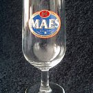 Maes Belgian Beer Glasses, Set of 2