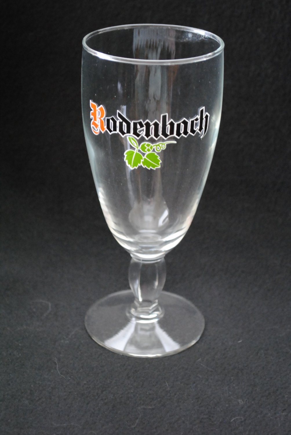 Rodenbach Belgian Beer Glasses, Set of 2